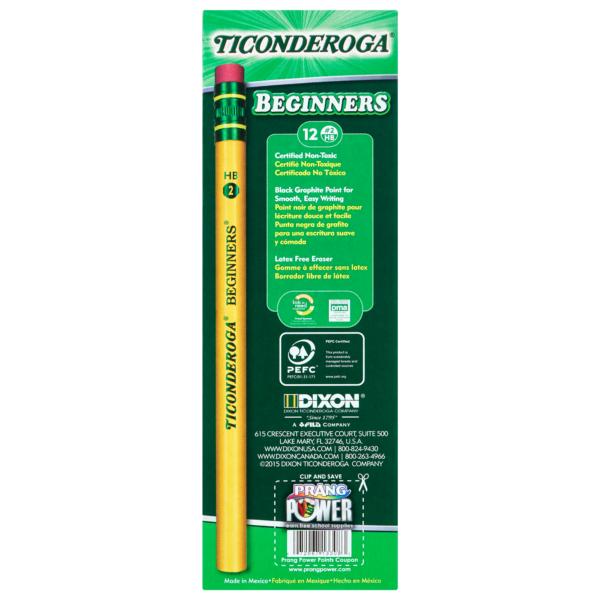 Ticonderoga Pencil